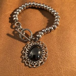Nine west toggle bracelet